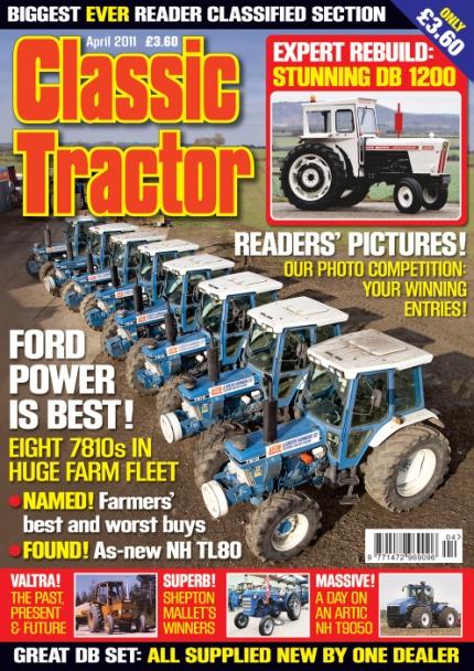 Vintage Tractor Magazine 15