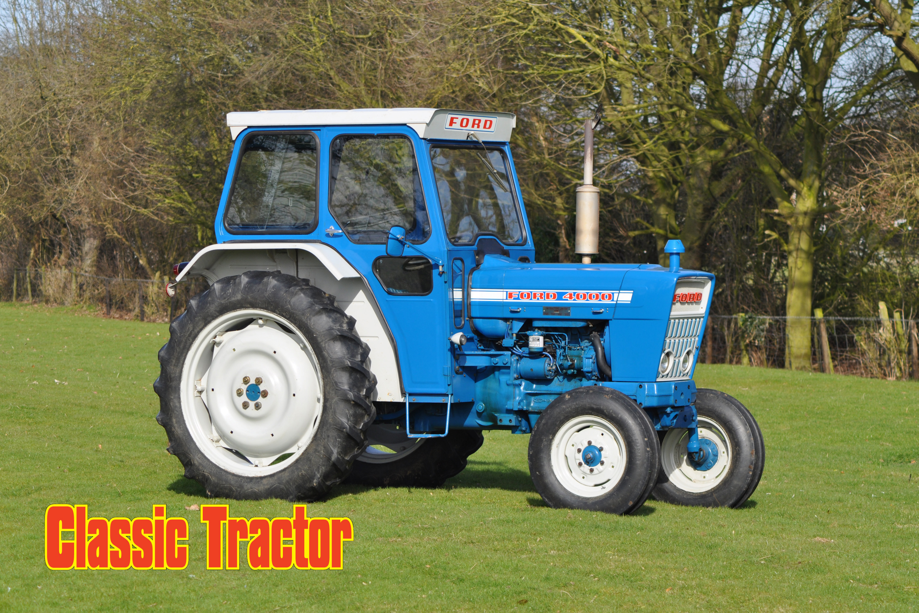 Ford Tractor Company : Ford tractor for sale in ireland