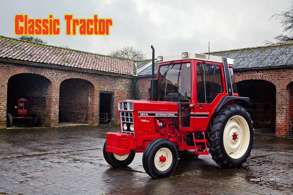 Download great Classic Tractor Wallpapers for your desktop here.